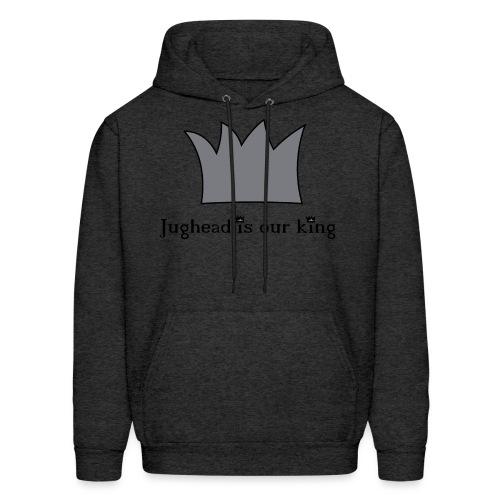 Jughead is our king - Men's Hoodie