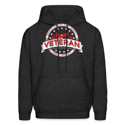 Veteran Soldier Military - Men's Hoodie