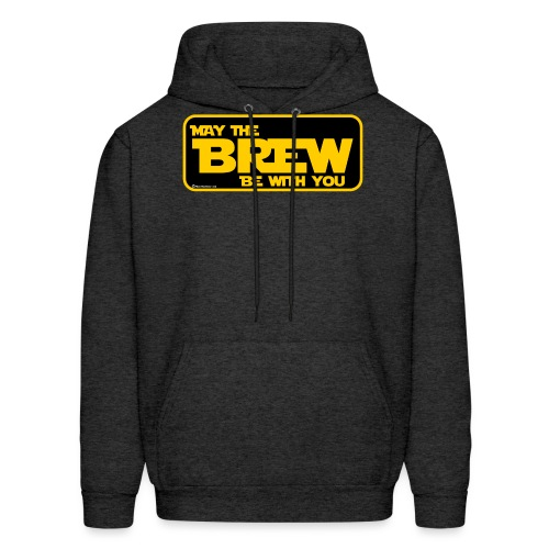 May The Brew Be With You - Men's Hoodie