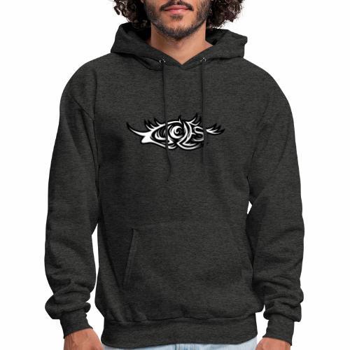 Cycles Heavy Metal Logo - Men's Hoodie