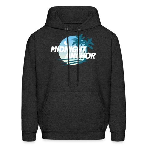 Midnight Anchor - Men's Hoodie