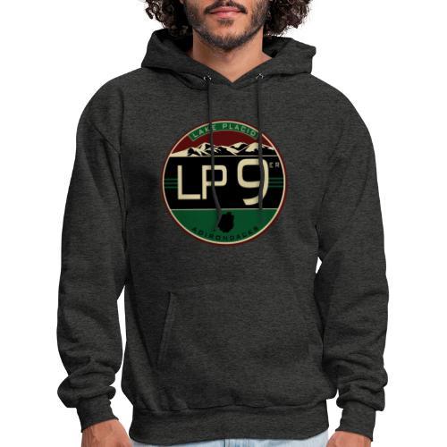 LP9'er Logo with Peak List - Men's Hoodie
