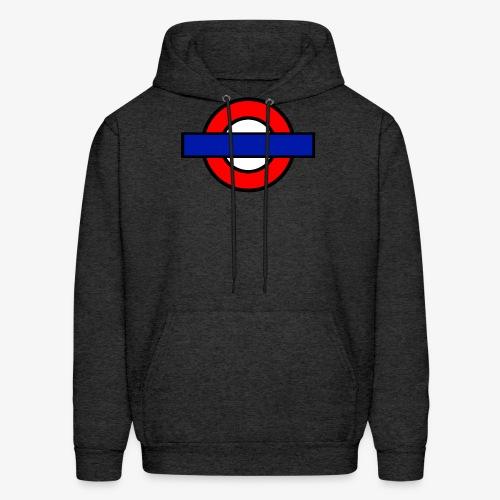 London Underground Coloured - Men's Hoodie