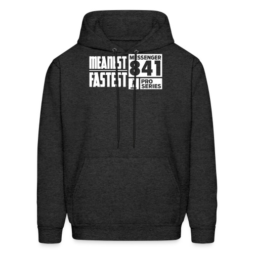 Messenger 841 Meanest and Fastest Crew Sweatshirt - Men's Hoodie