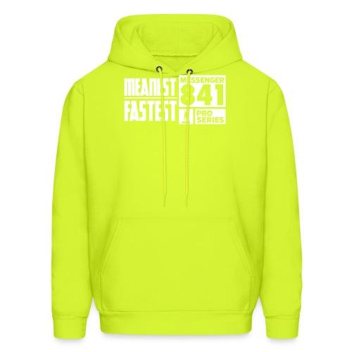 Messenger 841 Meanest and Fastest Crew Sweatshirt - Men's Hoodie