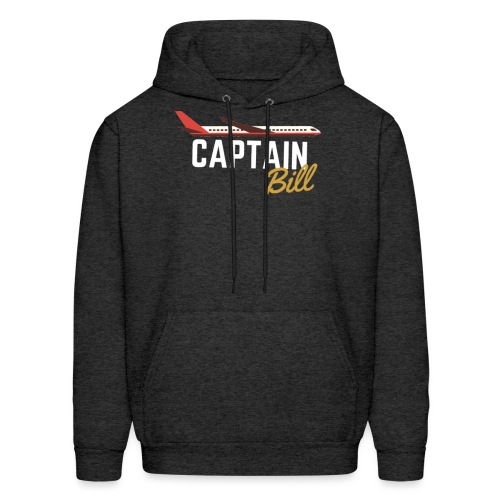 Captain Bill Avaition products - Men's Hoodie
