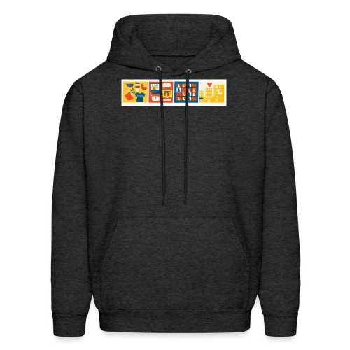 css logo 4th conf - Men's Hoodie