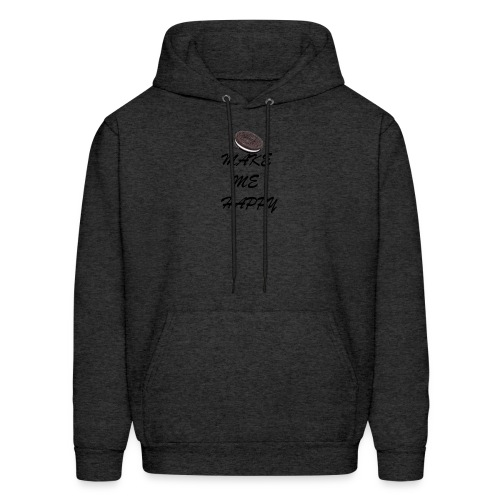 Oreos are :) - Men's Hoodie