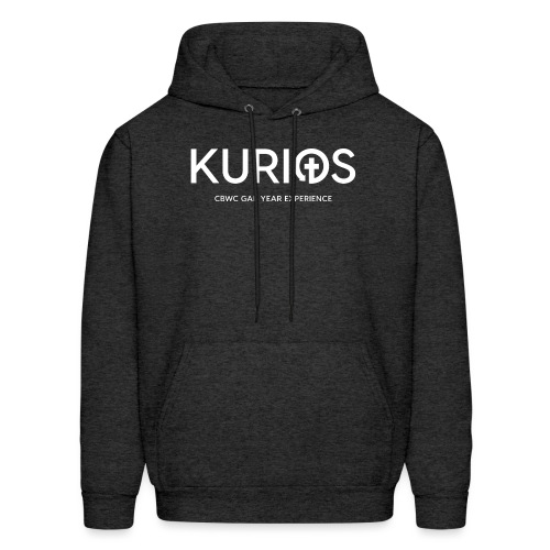 Kurios Classic Logo (White) - Men's Hoodie