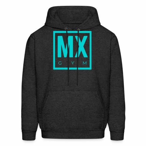 MX Gym Minimal Logo 2 - Men's Hoodie