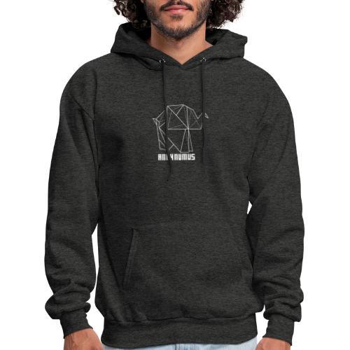 Anahnumus Logo - whitenobg - Men's Hoodie