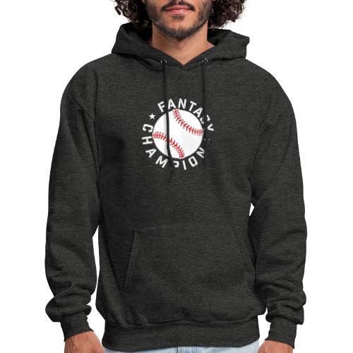 Fantasy Baseball Champion - Men's Hoodie