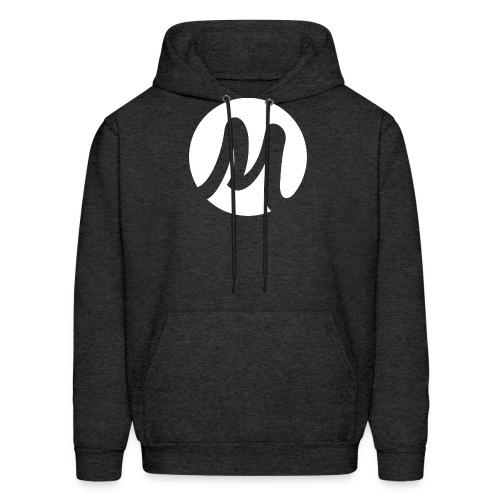 MCC Logo White - Men's Hoodie