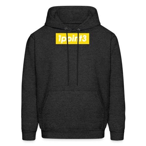 1point3 yellow - Men's Hoodie