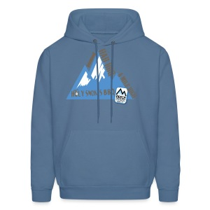 BBQ A Mile High - Men's Hoodie