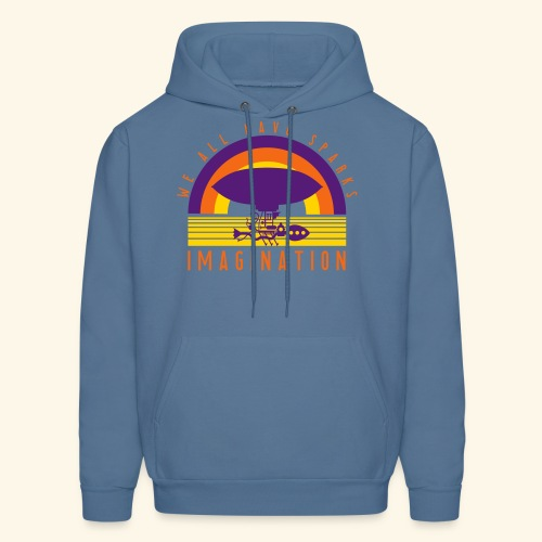 We All Have Sparks - Men's Hoodie