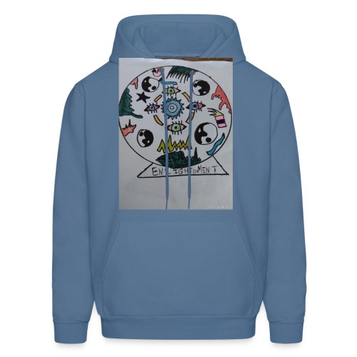 Enlightenment - Men's Hoodie