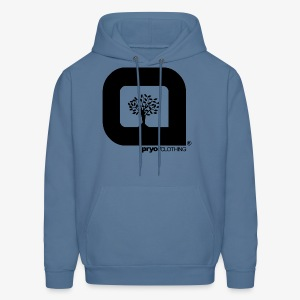 The Pryor Clothing FamTree Logo - Men's Hoodie