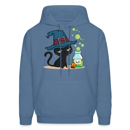 that macical cat - Men's Hoodie