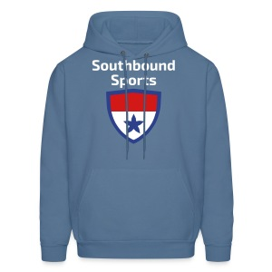 The Southbound Sports Shield Logo. - Men's Hoodie