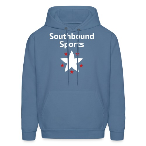 Southbound Sports Stars Logo - Men's Hoodie