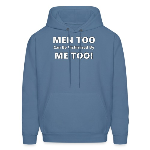 Men Too Me Too - Men's Hoodie