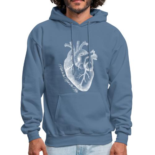 Fight for the heart of the King - Men's Hoodie