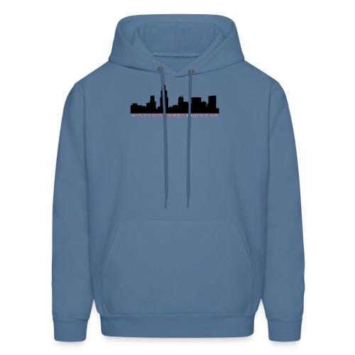 City Box Logo - Men's Hoodie