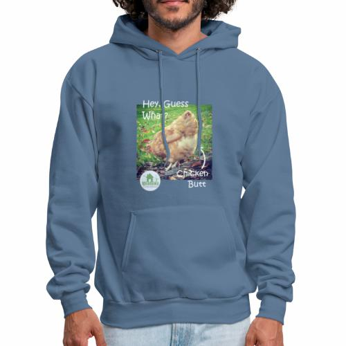 Chicken butt - Men's Hoodie