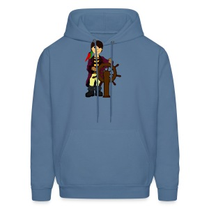 Alex the Great - Pirate - Men's Hoodie