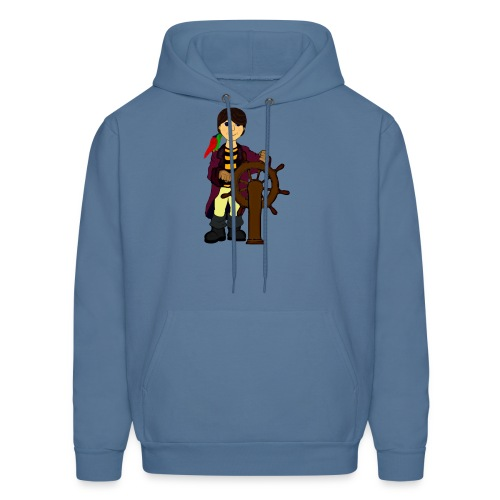 Alex the Great - Pirate - Men's Hoodie