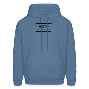 Retro Modules - Men's Hoodie