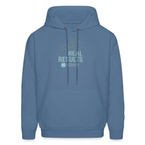 Real Science Real Results Nerium - Men's Hoodie