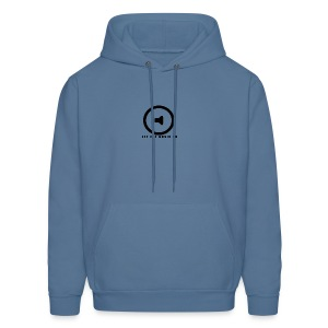 Let the music go - Men's Hoodie