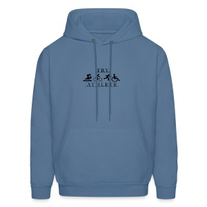 TRY ATHLETE - Men's Hoodie