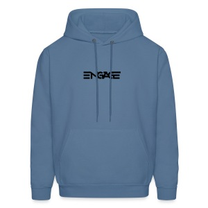 Engage-Logo-Vector - Men's Hoodie