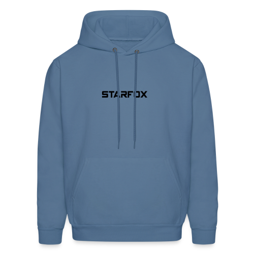 STARFOX Text - Men's Hoodie