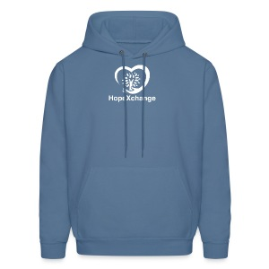 Hope Xchange Logo T-Shirts - Men's Hoodie
