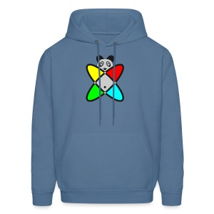 SCIENCE PANDA - Men's Hoodie