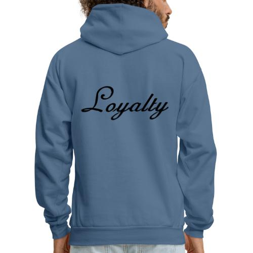 Loyalty Brand Items - Black Color - Men's Hoodie