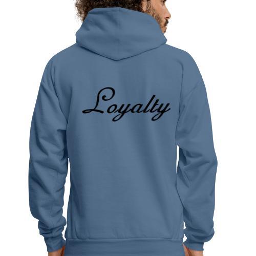 Loyalty Brand Items - Black Color - Men's Hoodie