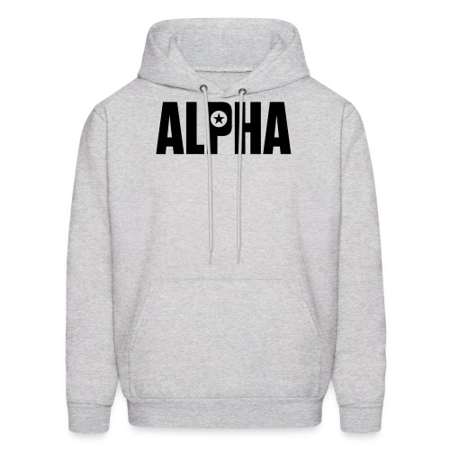ALPHA - Men's Hoodie
