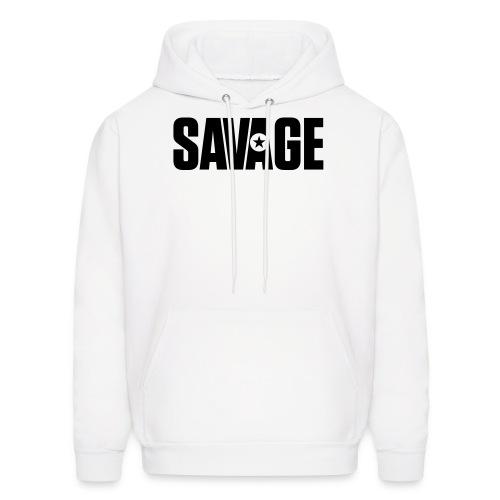 SAVAGE - Men's Hoodie