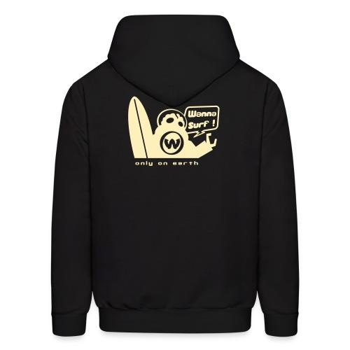 spreadshirtalienv2 - Men's Hoodie