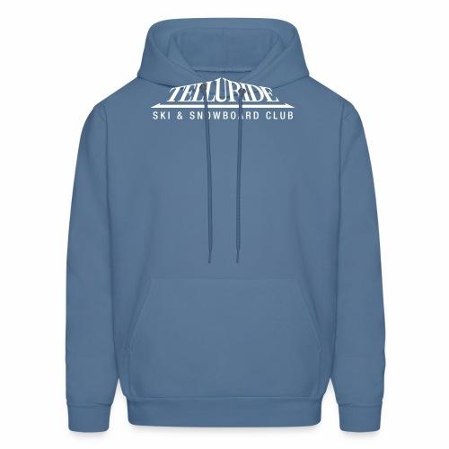 TSSC Mountain Logo - Men's Hoodie