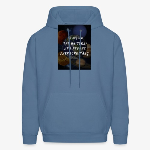 Beyond The Limits - Men's Hoodie