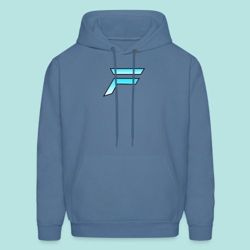Fury Fade logo - Men's Hoodie