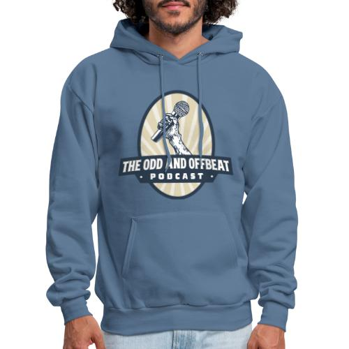 The Odd and Offbeat Podcast Logo - Men's Hoodie