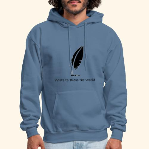 Write to Bless the World - Men's Hoodie
