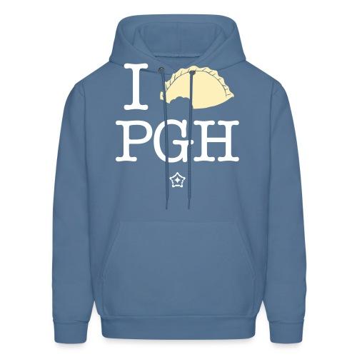 I pierog PGH_2 - Men's Hoodie